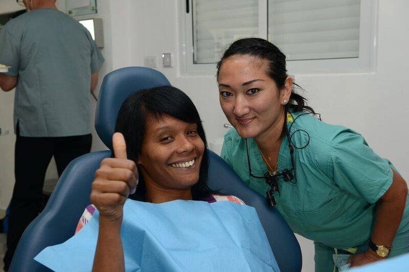 Dr. Colleen Lam Joins Charity Mission With Dr. Arun Garg